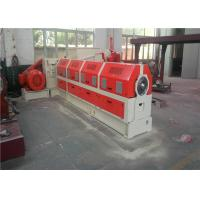 China PP Milk Bottle Scraps Plastic Recycling Extruder 400kg/H Capacity CE SGS on sale