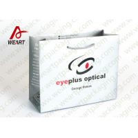 China Die Cut Handle Monogrammed Paper Bags , Various Style Fashion Newspaper Gift Bags on sale