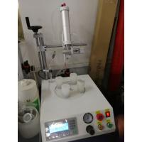 Buy cheap Glue Dispenser Robot Bulb Cap Glue Dispensing Machine For LED Production from wholesalers