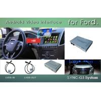 ford edge sync 3 android box gps wifi bt map google apps video interface of carnavigationboxlsailt. Black Bedroom Furniture Sets. Home Design Ideas