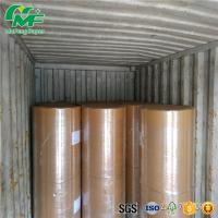 China 55GSM Thermal Jumbo Rolls Customizable Width Smooth Surface Various Roll Sizes wholesale