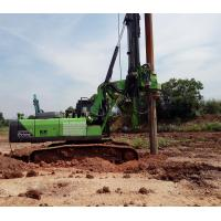 Buy cheap KR125C Hydraulic Piling Rig With Torque 125KN . M And Drilling Depth 43m from wholesalers