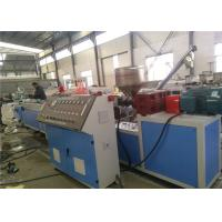Buy cheap Plastic Profile Production Line , PVC Window and Door Profile Extrusion Line from wholesalers