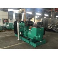 China 300KW / 375KVA Water Cooled Open Diesel Generator With Cummins Engine wholesale