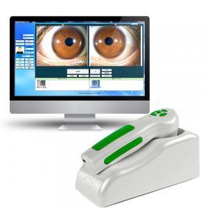 China Eye Iriscope Iridology Camera Analyzer , Portable Digital USB Iriscope Scanner 12.00 MEGA Pixels wholesale