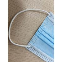 China 3D Breathing Space For Personal Protective 3 Ply Non Woven Face Mask wholesale