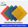 China Basketball PP Sport Floors, Interlocked PP Sport Tiles China leading manufacturer wholesale