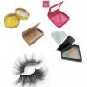 China New styles 3d mink eyelashes flirty look and soft strong cotton band 3D Siberian Mink Strip Eyelashes wholesale