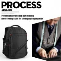 China New Swiss backpack multifunctional men luggage for outdoor travel bags Wenger computer pack wholesale