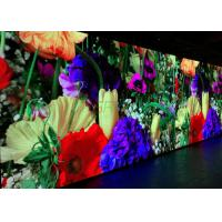 China High Pixel Pitch 4.81mm  Led Panels For Stage/ LED Video Screen Rental Show Use wholesale