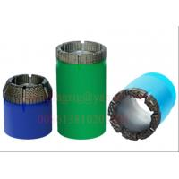 Buy cheap Natural Diamond Diamond Core Bits with Fast Penetration Rate NMLC / HMLC Size from wholesalers