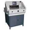 China 520mm Electric Microcomputer - Control Paper Cutter Machine E520T wholesale