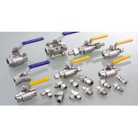 China Water Flanged Ball Valves / Stainless Steel Ball Float Valve DN15 ~DN100 wholesale