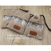 Buy cheap Wedding Party Favors, Jewelry and Treat Pouches,Pouch Sack Favor Bag for Showers from wholesalers