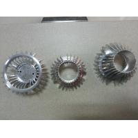 China CNC Machining Services Aluminum Extrusion Shapes With Galvanized / Plating on sale
