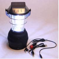 Buy cheap Outdoor Solar Powered LED Garden Lights / 36 LED Solar Pathway Lights from wholesalers