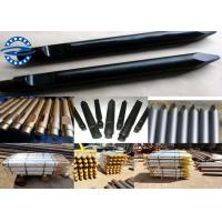 China Excavator Hydraulic Breaker Hammer Chisel Rammer G100 For Stone And Rock wholesale