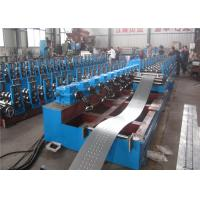 China Unit Strut Ceiling Channel Roll Forming Machine 1.5mm-3.0mm Thickness Gear Driving wholesale