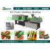 China Pet Dog Training Bone Snacks Injection Molding Machine , food processing machinery wholesale