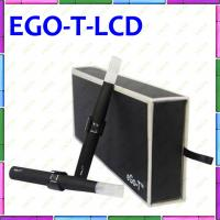 China High Tech EGO-LCD With Large Vapor Hot Selling Electronic Cigarette Ego T Lcd Ego T E Cigarette on sale