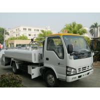 China Healthy Water Tank Truck , Ground Service Equipment 2800 Millimeter Height wholesale