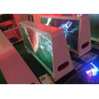 China P5 Taxi Top LED Display 3G Wifi Wireless Advertising LED Sign wholesale