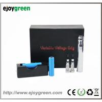 China Electronic-cigarette chrome lave tube variage voltage 2.0 2200mah battery ecigs on sale