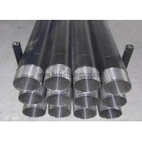 China L80 13cr Casing Steel Wireline Drill Rods Oil Well Drill Tube Crush Resistance wholesale