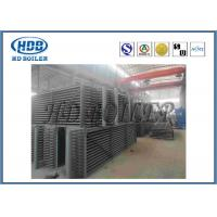 China Stainless Steel Exhaust Gas Economizer In Boiler Gilled Tube With Coal Fired wholesale