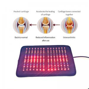 China 20000hz Non Tilted Infrared Light Therapy Pads For Blood Microcirculation wholesale