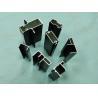 Buy cheap 6063 T5 Aluminium Sliding Door Profiles Powder Coating Black from wholesalers