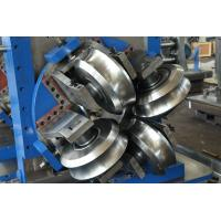 China Hot Rolled Steel Tube Mill Machine , Roll Forming Machine For Construction wholesale