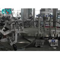 China Plastic Bottle Carbonated Drink Filling Machine Medium Capacity Production Machinery on sale