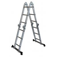 China Lightweight Aluminium Step Ladder Slip Resistance Easy To Carry wholesale