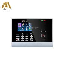 China Cheap Price Zk Biometric Smart Proximity Card Time Recorder Machine Rfid Card Reader Time Attendance wholesale
