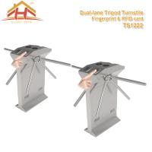 China Speed Gate Office Pedestrian Access Control Turnstile , Stainless Steel Turnstiles wholesale