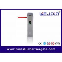 Buy cheap Barcode Scanner Metro Station Turnstile Access Control Security Systems 110/220V from wholesalers