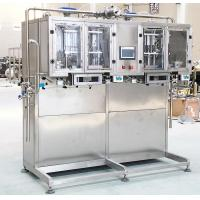 China 1L To 30L Sterilizer To Bag Packaging Machine For Fruit Juice , Long Life Time wholesale