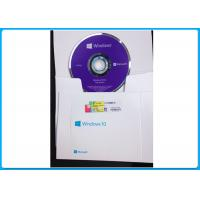 Buy cheap Computer Windows 10 Professional Oem Coa Sticker  +64BIT DVD OEM Box from wholesalers