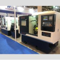Quality Precision Slant Bed Turret Type Mini Cnc Lathe Machine Y Axis Turning And for sale