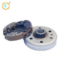 Quality Reliable Dual Clutch Assembly JY110 Steel Shinny Clutch Assy Parts OEM Available for sale