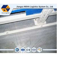 China Heavy Duty Q235B Steel VNA Pallet Racking With Corrosion Proof Protection on sale