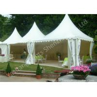 China Top Commercial Event high peak marquees Mixed German and French Style wholesale