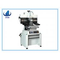 China High speed solder paste printer for pcb printing machine , Semi-Auto Solder Paste Screen Printer wholesale