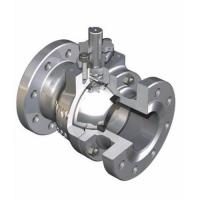 China Reliable Seal Structure Floating Ball Valve For Water Treatment Industries wholesale