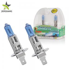 China Brightest H4 Halogen Headlight Bulb , High Performance Halogen Bulbs wholesale