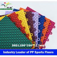 China Outdoor PP Sports Flooring,Floating PP Sport floor, Sport Floor China wholesale