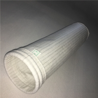 China Water Repellent and Antistatic 550gsm Polyester Dust Filter Bag wholesale