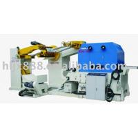 China 3 in 1 Uncoiler Straightener and NC Servo Feeder wholesale