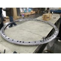 Slewing ring turntable bearing RKS.060.25.1314 size 1399x1229x68mm without gear